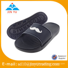 2016 China factory price men and women PVC flip flop slipper sandalia