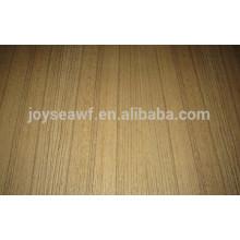 1220 * 2440mm 1250 * 2500mm contraplacado de madeira de teca / cedro de cedro / madeira plywood radient / película enfrentada madeira compensada / vários