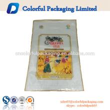 Benutzerdefinierte gedruckt 5 KG Kunststoff-Reis-Taschen für die Verpackung