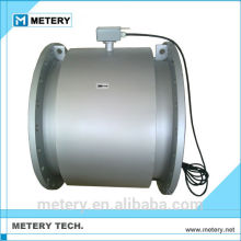 battery operated cement flow meter
