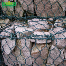 Gabion Box Double Twist Woven Mesh Gabion