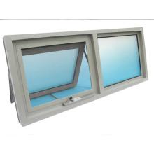 Ventana superior de pvc con vidrio templado Ventana superior de pvc con vidrio templado
