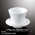 China fabricante Porcelana Copa com flor