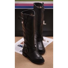 New Collection Fashion Lady Knee High Boots (WZ-08)