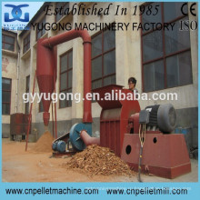 CE утвержденный Yugong SG серии деревянных молотковая дробилка, деревянная дробилка опилок