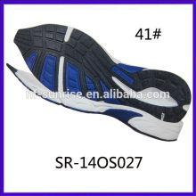 SR-140S027 Novo Mens tamanho casual soft eva phylon sole