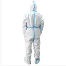Premium Non-woven Antivirus Medical Protective Suit