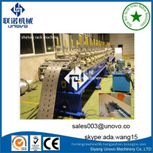 industrial metal shutter door stamping roll former machine