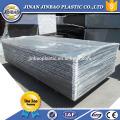 high density cheap PVC sheets black/white