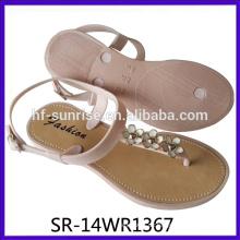 Neue Pcu Frauen Blasen Slipper Schuh