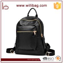 Bolsa de viagem de mochila de viagem elegante mochila de ombro