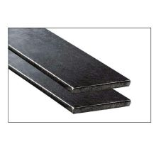 Hot rolled round edge steel flat bar