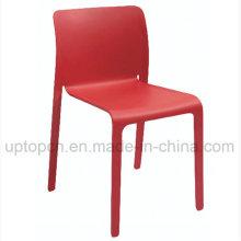 Cadeira de restaurante empilhável de plástico empilhável para venda (SP-UC320)