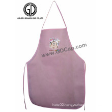 Good Design Custom Cartoon Logo Waterproof Kitchen Artist Apron