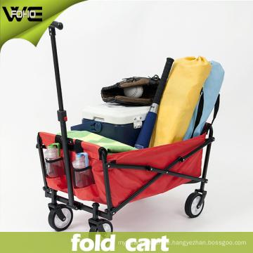 Outdoor Shop Folding Einkaufswagen Einkaufswagen