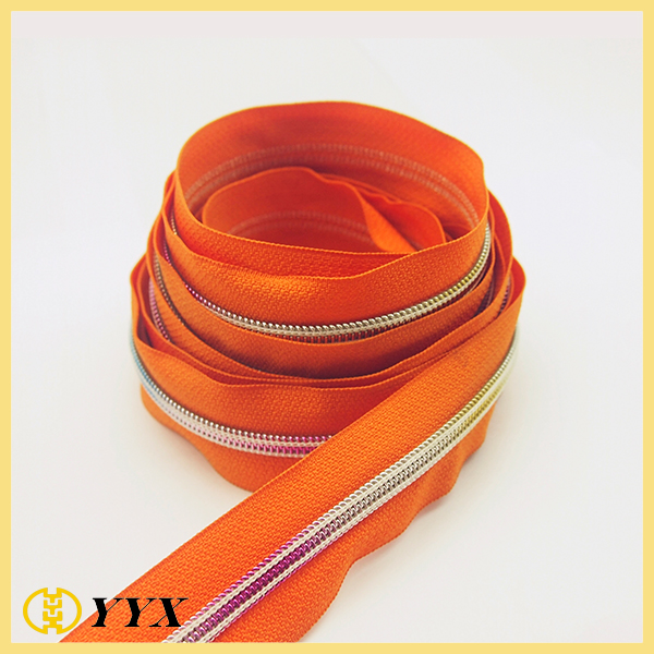 Opened End Coil Nylon Zipper