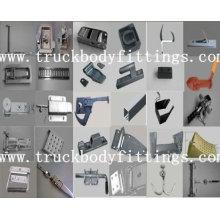 fabricante de piezas de remolque
