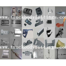 fabricante de peças de reboque