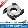 Solid Carbide Woodworking Shaper Cutters