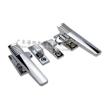 Puxador da porta giratório hermético de liga de zinco