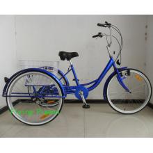 """Triciclo de carga Trike de carrito de compras de 26 """"(TRB-040)"""