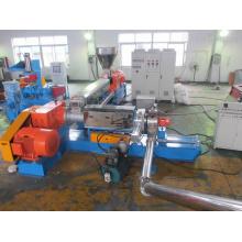 PP plastic granules machine  twin screw extruder
