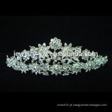 Casamento / princesa granel nupcial Princesa Cristal Cristal Coroas & Tiaras