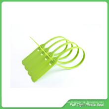 Sello plástico (JY500-3), sellos de seguridad desechables de plástico