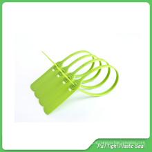 Selo plástico (JY500-3S), obturações de plástico descartável de segurança