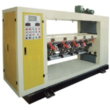 semi automatic Lift-down Type Slitter Scorer machine