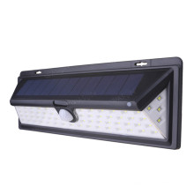 Enhanced 66LED Garden Solar Motion Sensor Wall Light