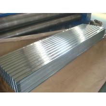 Lámina de acero resistente a la intemperie galvanizada prepintada