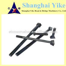 Parafuso para longyang cunhador fixador porcas, arruela móvel triturador, mandíbula, cone, impacto