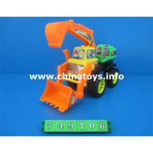 Brinquedo de plástico novo produto sentir roda de construção de carro (749106)