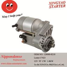 Neuer Starter Van Previa L4 2.4L für toyota28100-76070 128000-8210 280-0120