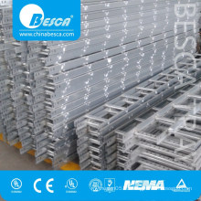 HDG Ladder type cable rack tray (UL and CE certified)