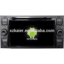 Navegador de carro estável do sistema 1080P do andróide para Ford Focus com GPS / Bluetooth / TV / 3G