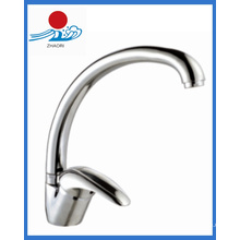 Single Handle Kitchen Mixer Brass Water Faucet (ZR21609)