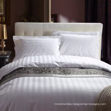 3cm Sateen Stripe Cotton Bed Linen