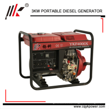 CHINA INDUSTRIAL PLANT 3KW ELECTRIC DYNAMO PRICE IN INDIA WITH PORTABLE GENERATOR PARTS FOR DIESEL GENERATOR