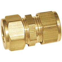 Brass Compression Fitting Union (a. 0470)