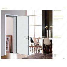 Moderne Holz Schlafzimmer Tür, Meranti Holz Dubai Tür, Metal Gate Designs