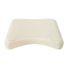 Factory in China of Beauty Massage Latex Pillow for Ladies