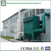 2 Long Bag Low-Voltage Pulse Dust Collector-Furnace Dust Collector