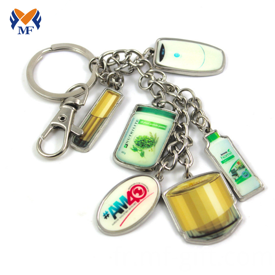 Metal Keychain Sublimation