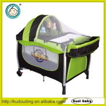 Comfortable baby mosquito net and crib