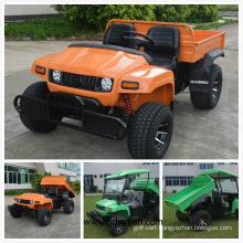 CE Utility Vehicle 2seats Electric UTV 5kw AC Motor 4 Wheel