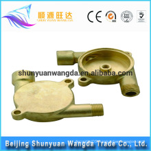 China manufacture customized brass casting, bronze casting, copper casting