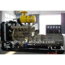 100KW Вэйфан генераторная установка открытого типа