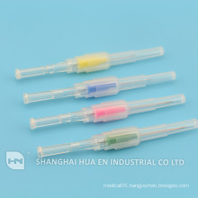 I.V. catheter for hospital use